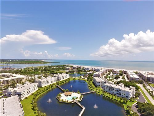 Photo of 8871 Lake Drive #401, Cape Canaveral, FL 32920 (MLS # 869624)