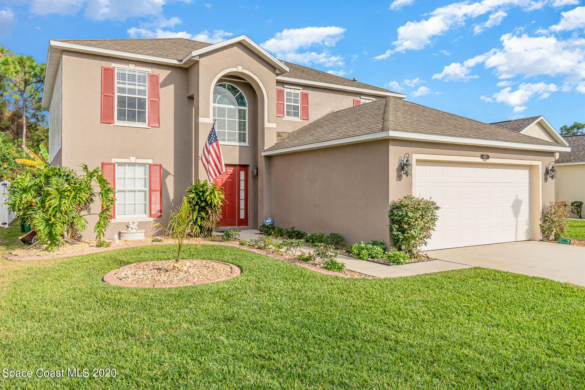 469 Macon Drive, Titusville, FL 32780 - #: 895625