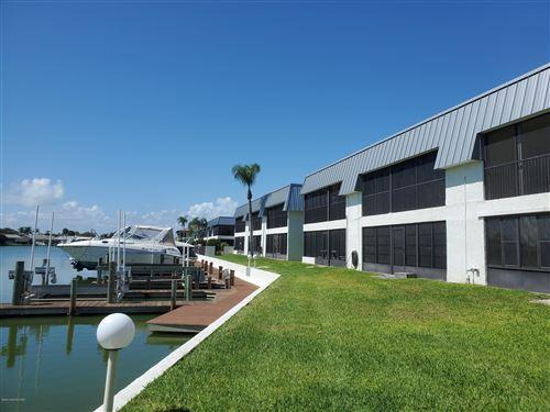 Photo of 205 S Banana River Boulevard #102, Cocoa Beach, FL 32931 (MLS # 887626)