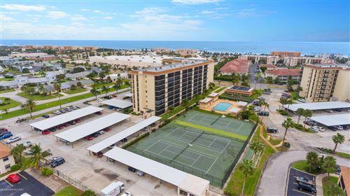 Photo of 500 Palm Springs Boulevard #206, Indian Harbour Beach, FL 32937 (MLS # 888626)