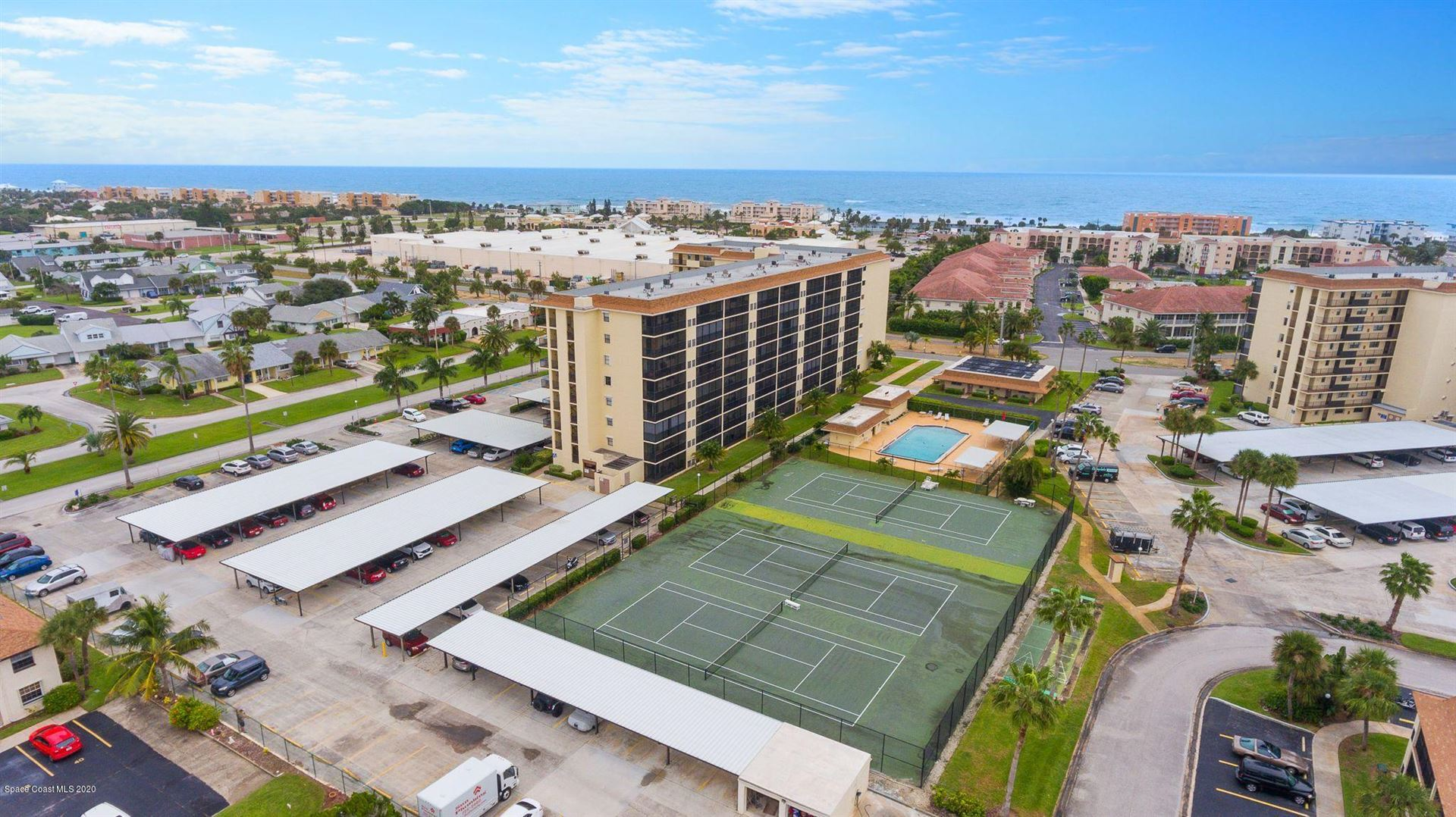500 Palm Springs Boulevard #206, Indian Harbour Beach, FL 32937 - #: 888626