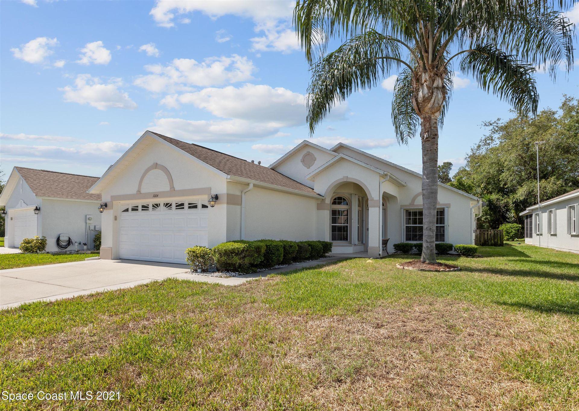 1004 Pine Creek Circle, Palm Bay, FL 32905 - #: 901626