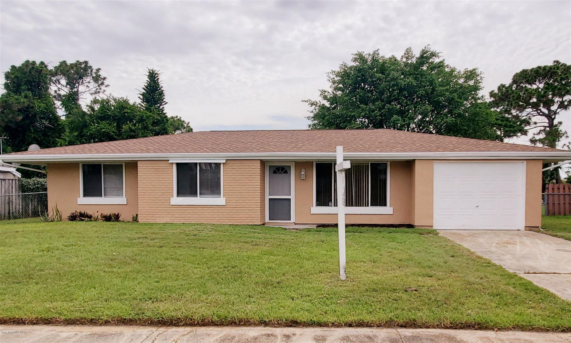 1398 Mariposa Drive, Palm Bay, FL 32905 - MLS#: 864627