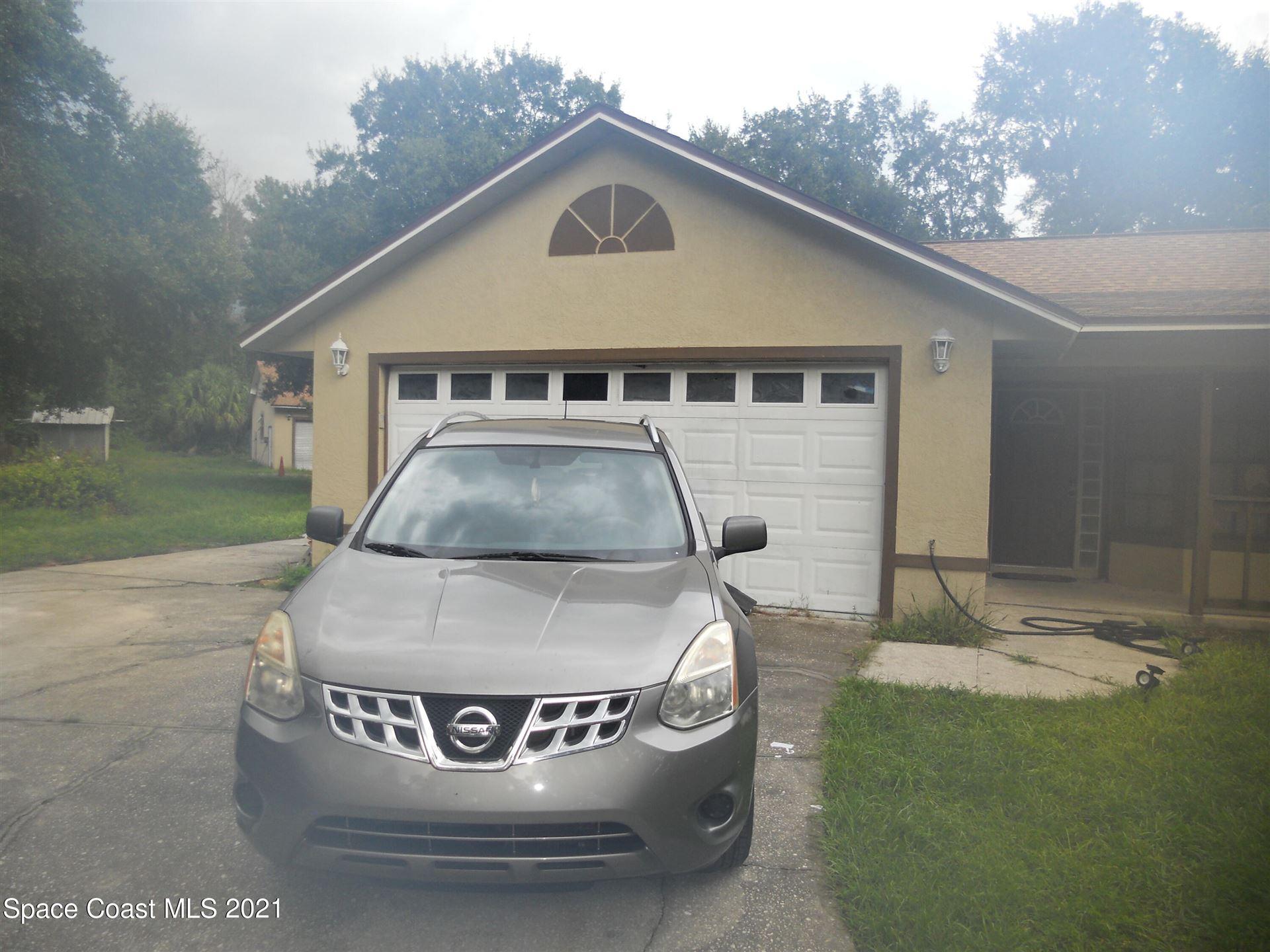 1625 N Carpenter Road, Titusville, FL 32796 - #: 917627