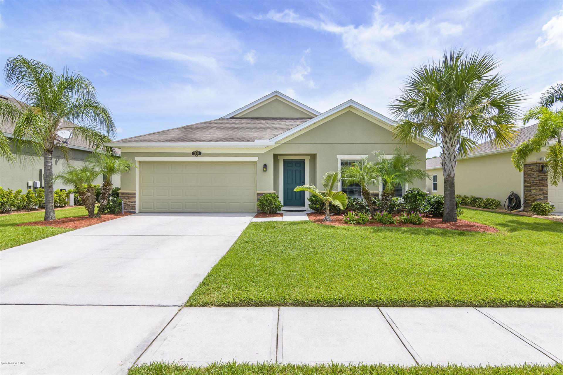2046 Snapdragon Drive, Palm Bay, FL 32907 - #: 884628