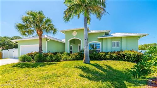 Photo of 236 Leslie Court, Melbourne Beach, FL 32951 (MLS # 865629)