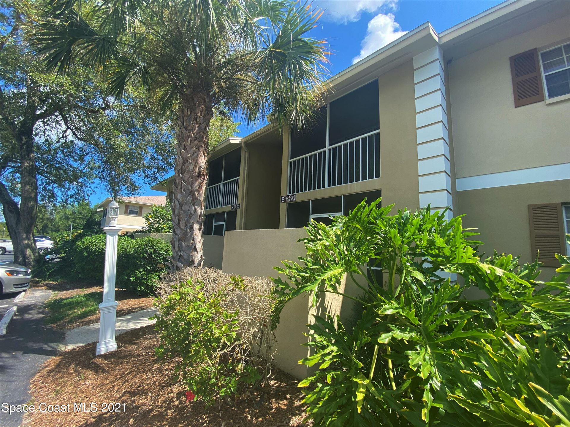 1608 Sunny Brook Lane #E202, Palm Bay, FL 32905 - #: 916632