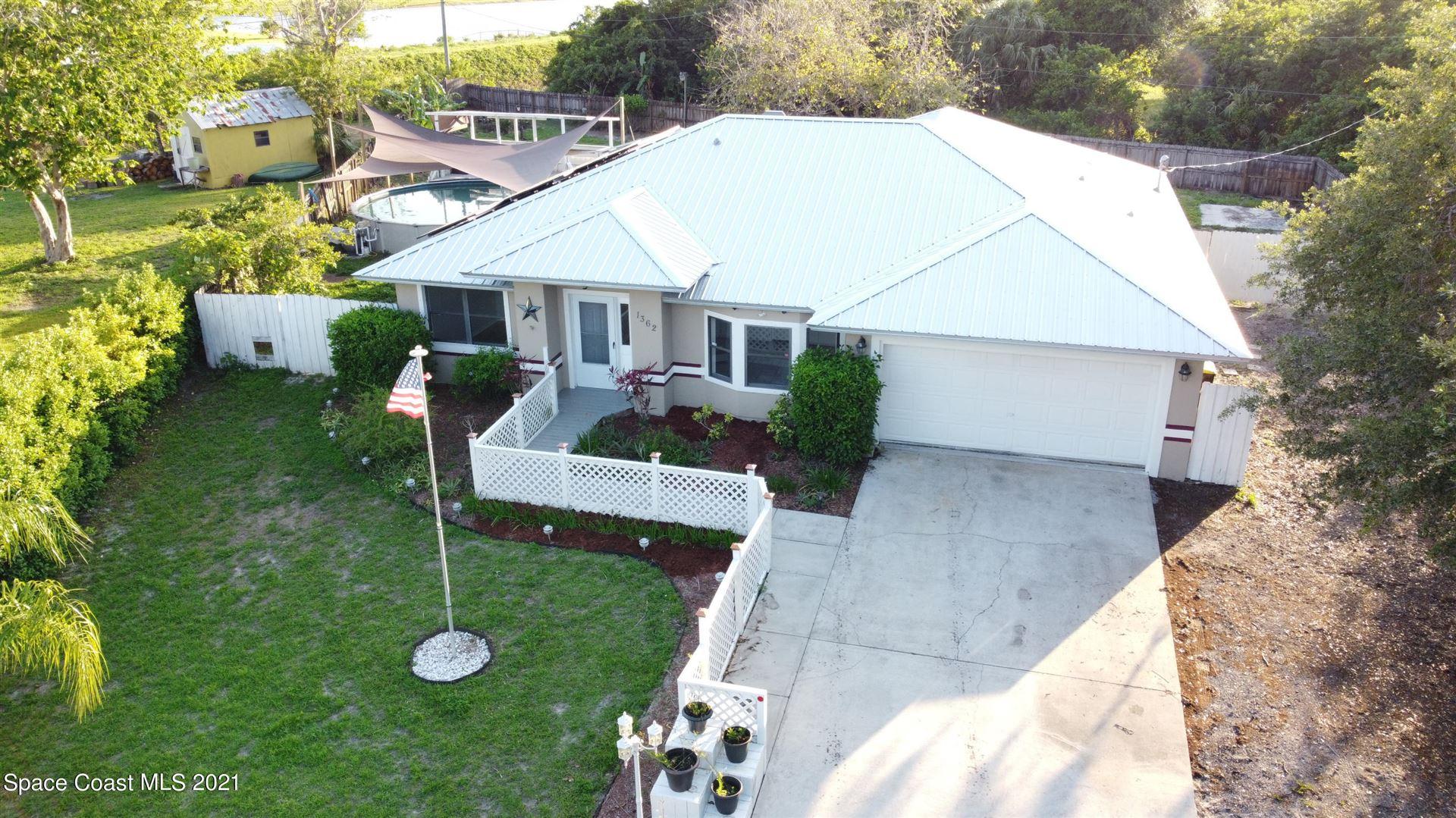 1362 Torgerson Road, Palm Bay, FL 32909 - #: 900633