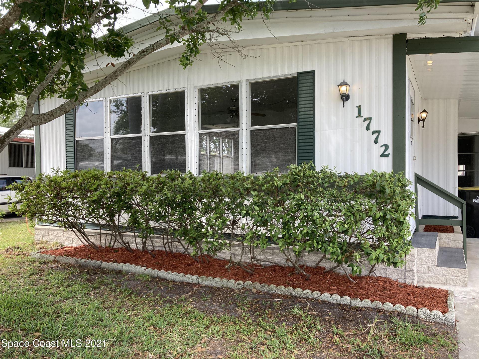 1772 Seagrape Street, Palm Bay, FL 32905 - #: 901634