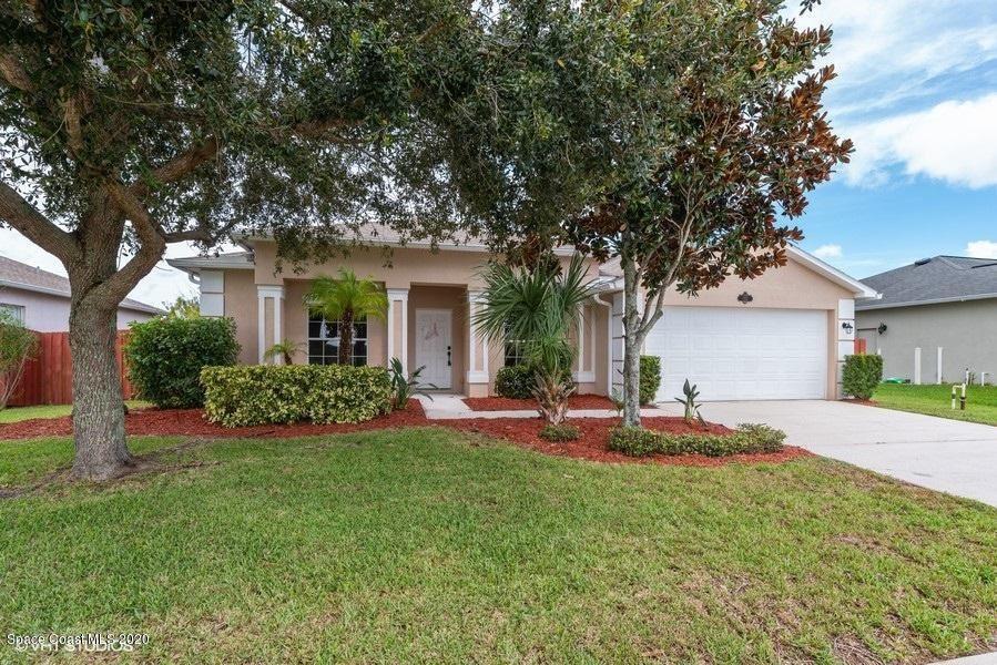 1162 Morgan Circle, Palm Bay, FL 32905 - #: 886638