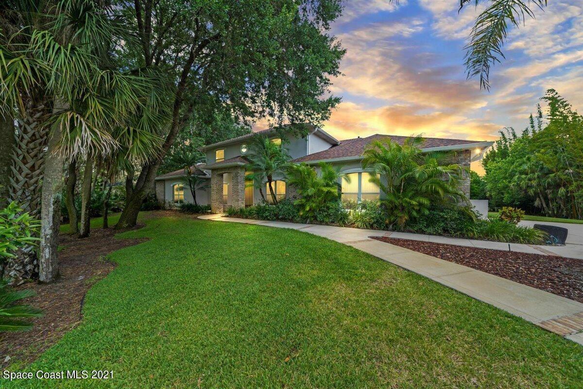4390 Ligustrum Drive, Melbourne, FL 32934 - #: 903638