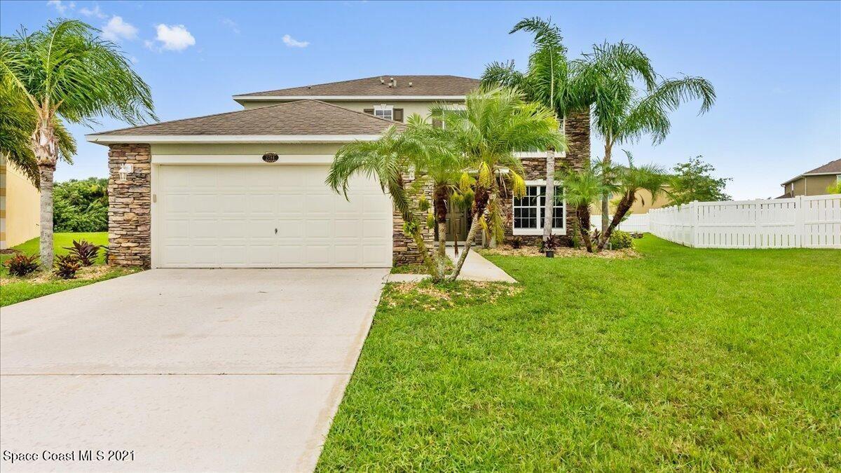 2784 Snapdragon Drive, Palm Bay, FL 32907 - #: 911639