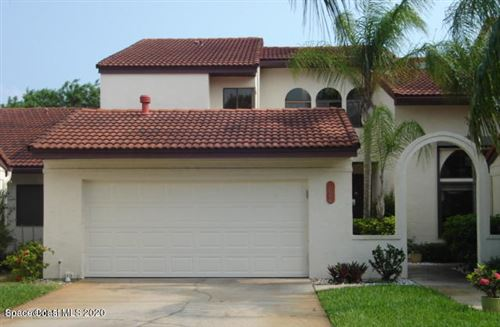 Photo of 1006 Parkside Place #1006, Indian Harbour Beach, FL 32937 (MLS # 885640)