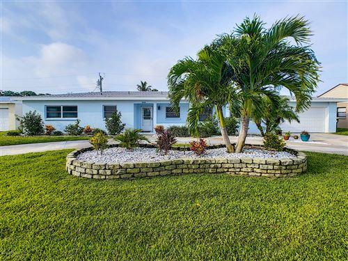 Photo of 428 Dempsey Drive, Cocoa Beach, FL 32931 (MLS # 876641)