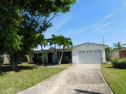 Photo of 673 Bermuda Road, Cocoa Beach, FL 32931 (MLS # 877641)