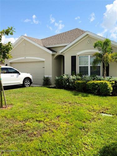 Photo of 347 Moray Drive, Palm Bay, FL 32908 (MLS # 885641)