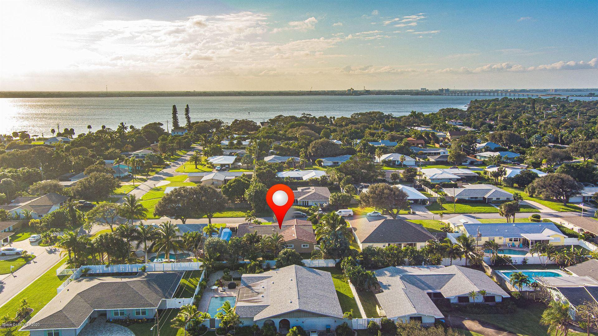 607 Shannon Avenue, Melbourne Beach, FL 32951 - #: 890641