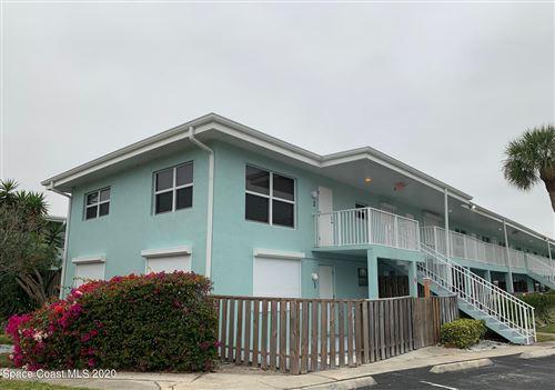 Photo of 7605 Ridgewood Avenue #21, Cape Canaveral, FL 32920 (MLS # 891643)
