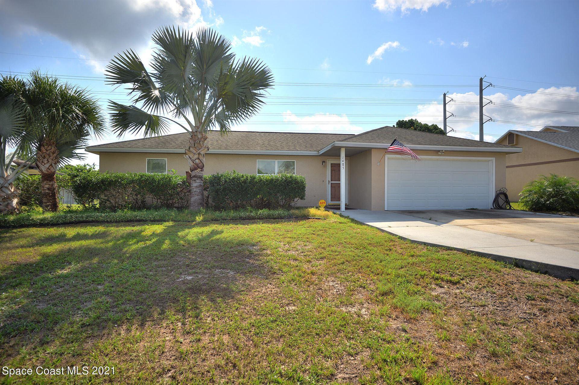 1485 Glencove Avenue, Palm Bay, FL 32907 - #: 904643
