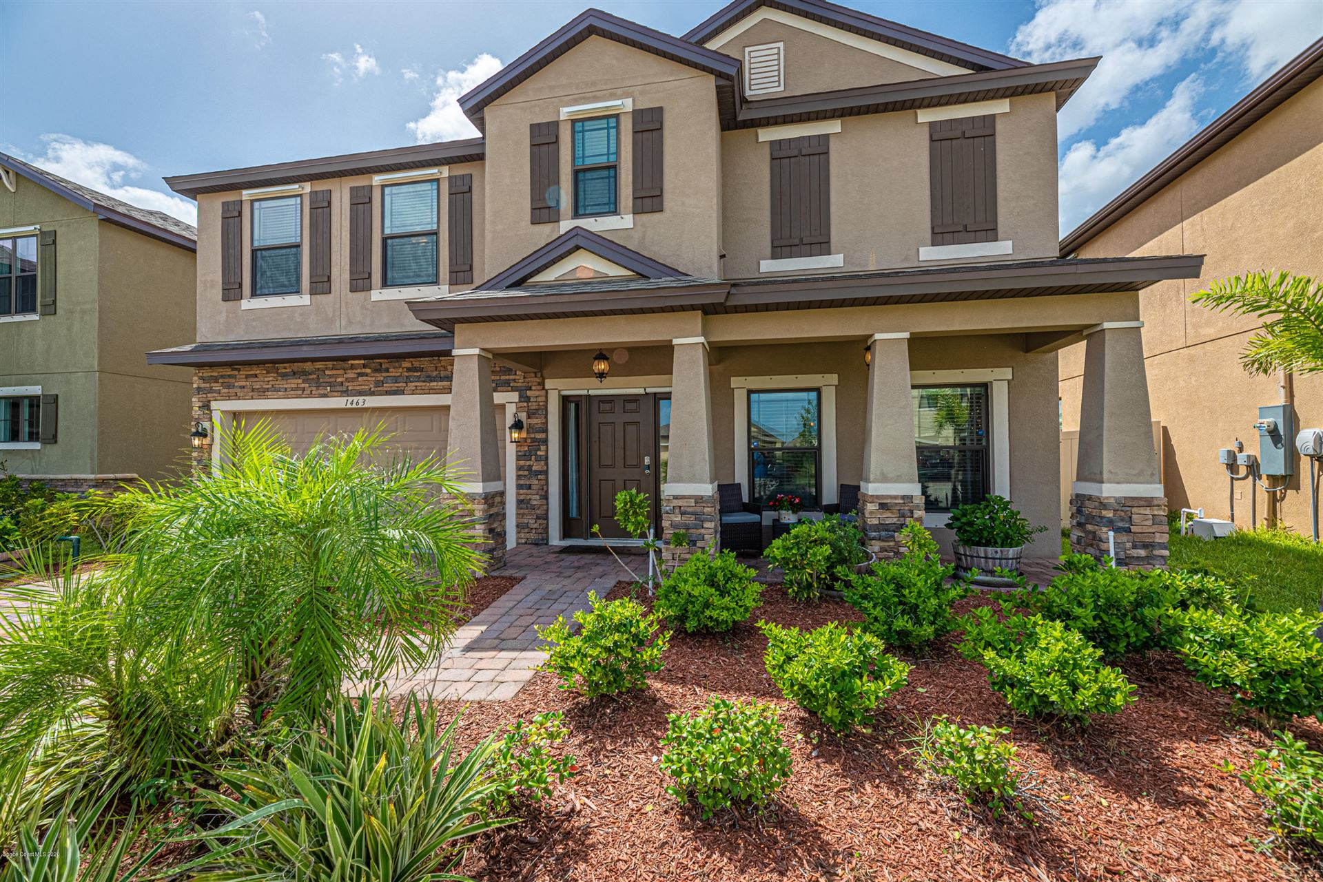 1463 Musgrass Circle, West Melbourne, FL 32904 - #: 885646