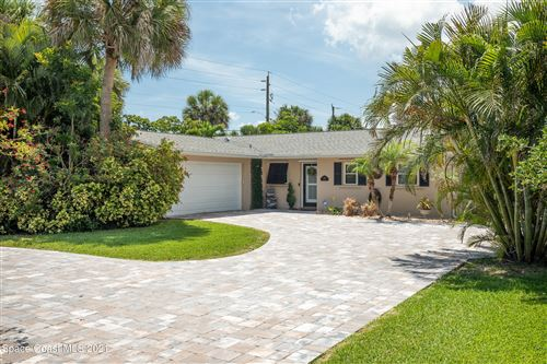 Photo of 401 5th Avenue, Melbourne Beach, FL 32951 (MLS # 903647)