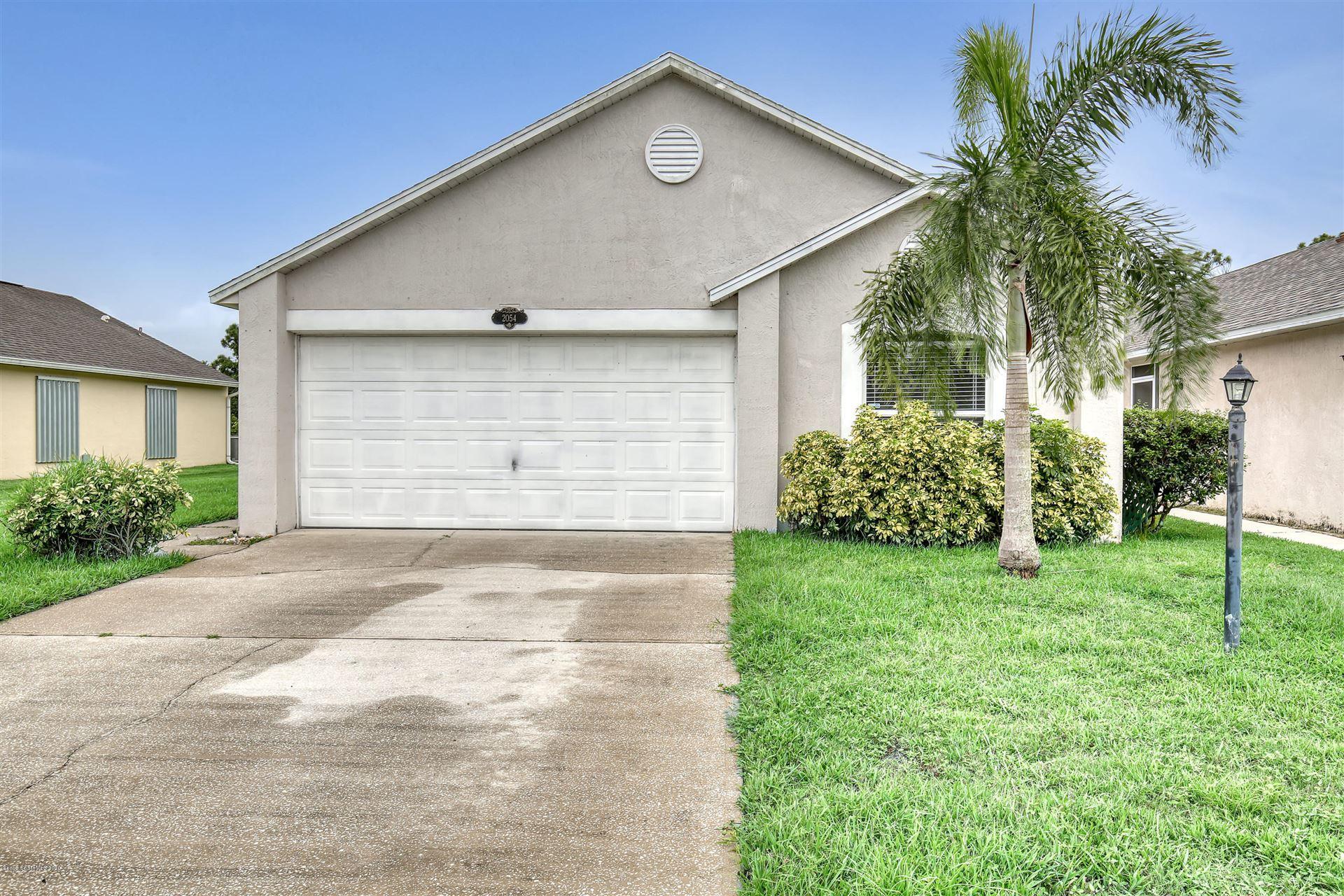 2054 Majestic Pine Court, Palm Bay, FL 32905 - #: 880649
