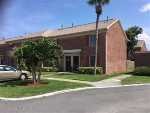 Photo of 933 N Colonial Court #36, Indian Harbour Beach, FL 32937 (MLS # 845650)