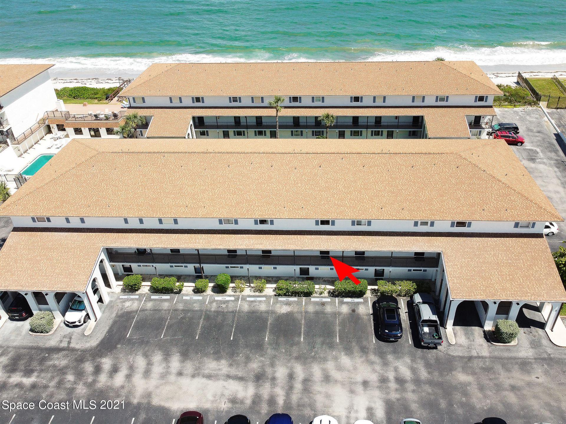 199 Florida A1a #D205, Satellite Beach, FL 32937 - #: 911650