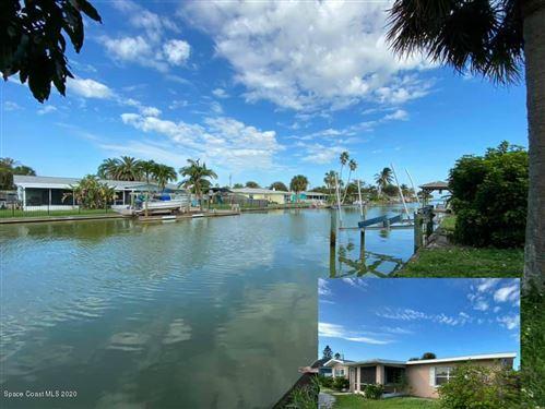 Photo of 1640 Harbor Drive, Merritt Island, FL 32952 (MLS # 891654)