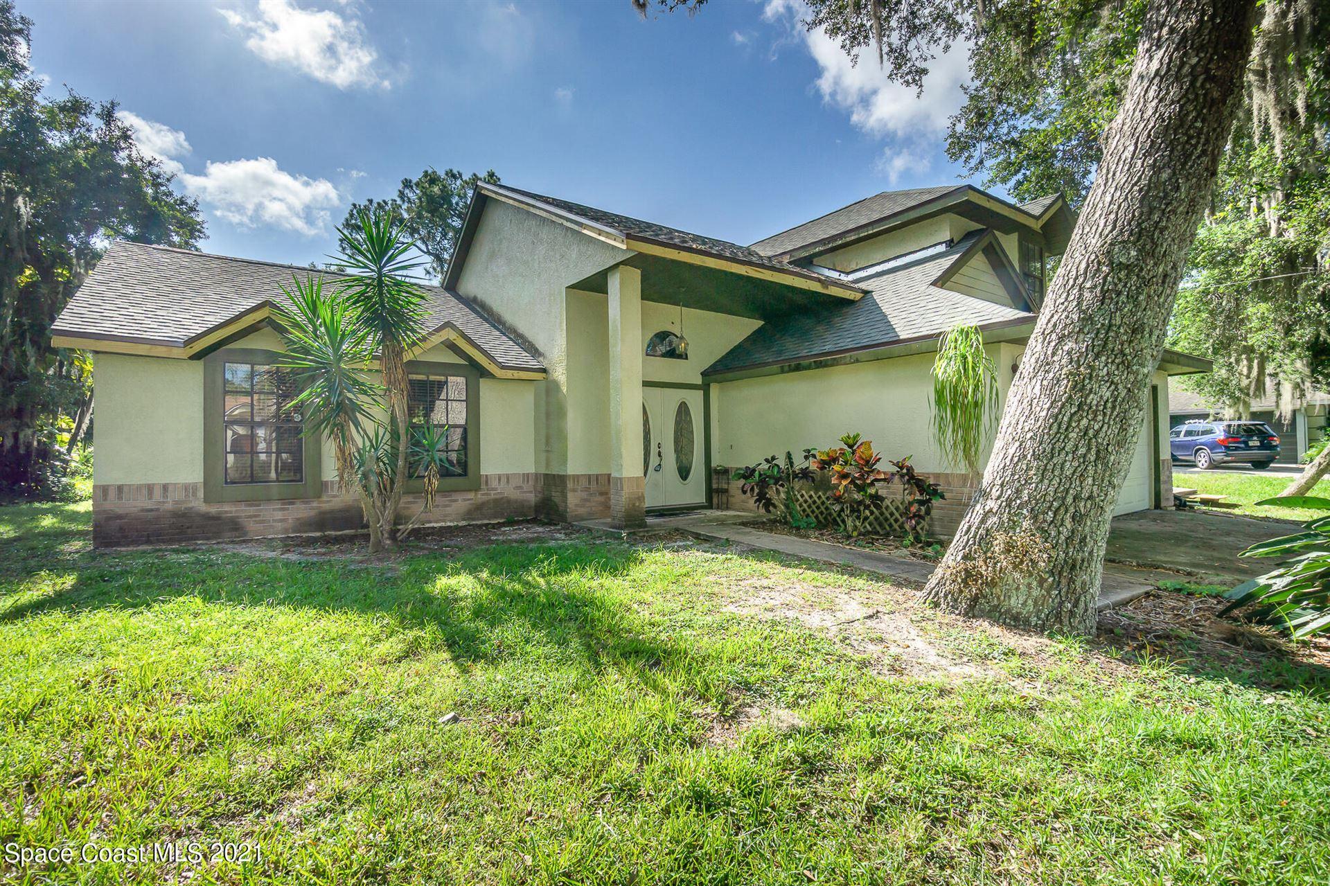 1421 Ruffin Circle, Palm Bay, FL 32909 - #: 911654