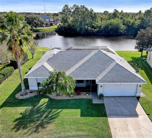 Photo of 1660 Whitman Drive, West Melbourne, FL 32904 (MLS # 891656)