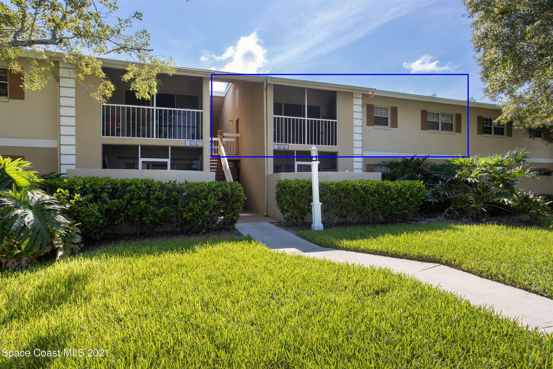 1649 Sunny Brook Lane #205, Palm Bay, FL 32905 - #: 913657