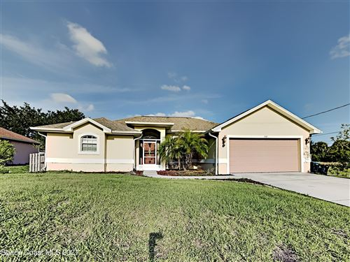 Photo of 3371 Freedom Avenue, Palm Bay, FL 32908 (MLS # 903658)