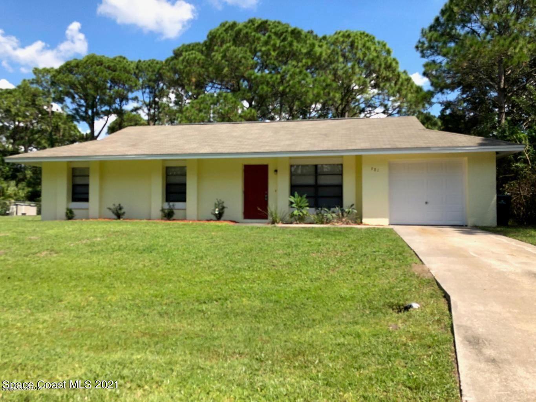 981 Ithaca Avenue, Palm Bay, FL 32909 - #: 911659