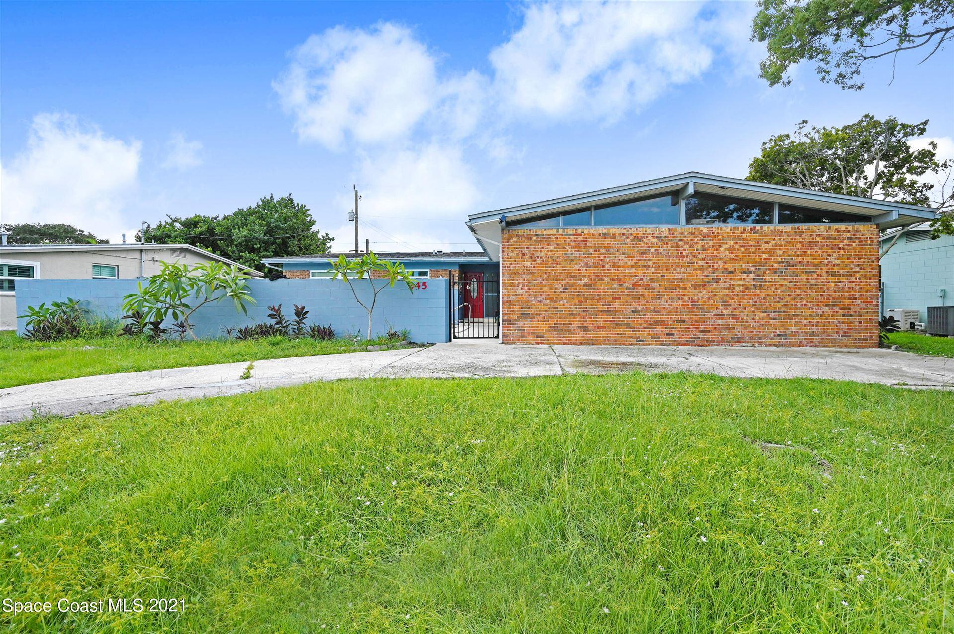 245 Carib Drive, Merritt Island, FL 32952 - #: 915659