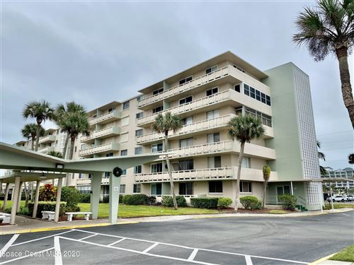 Photo of 2020 N Atlantic Avenue #101s, Cocoa Beach, FL 32931 (MLS # 894660)