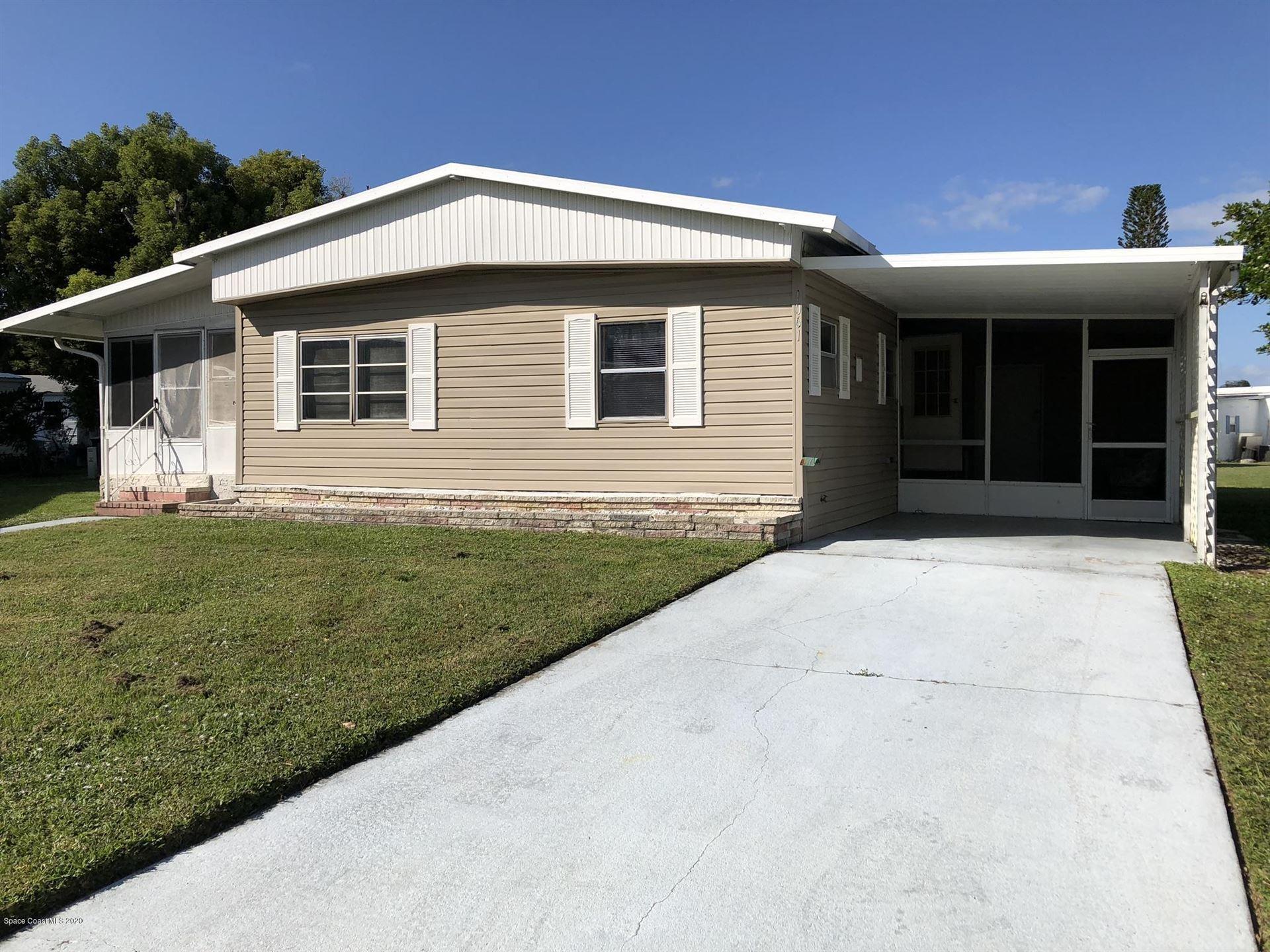 1061 Vista Court, Palm Bay, FL 32907 - #: 889660