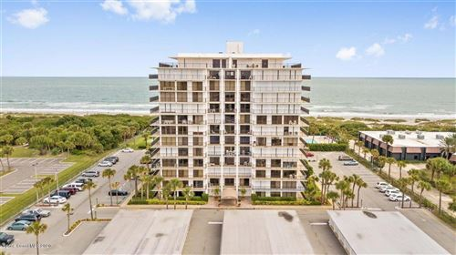 Photo of 2100 N Atlantic Avenue #202, Cocoa Beach, FL 32931 (MLS # 891661)