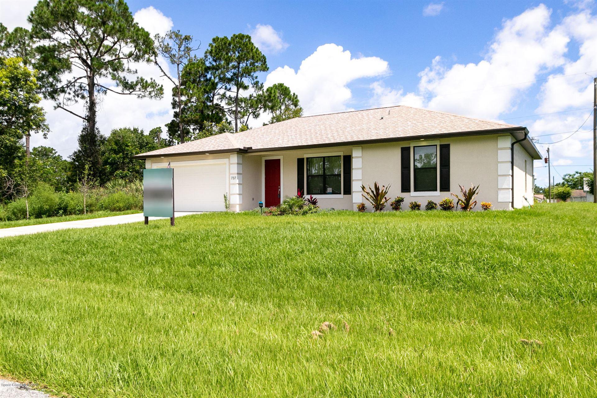 737 Brickell Street, Palm Bay, FL 32909 - #: 877665