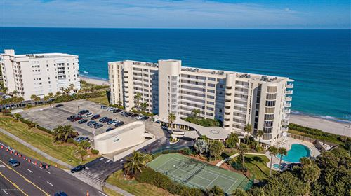 Photo of 2225 Highway A1a #409, Satellite Beach, FL 32937 (MLS # 862666)