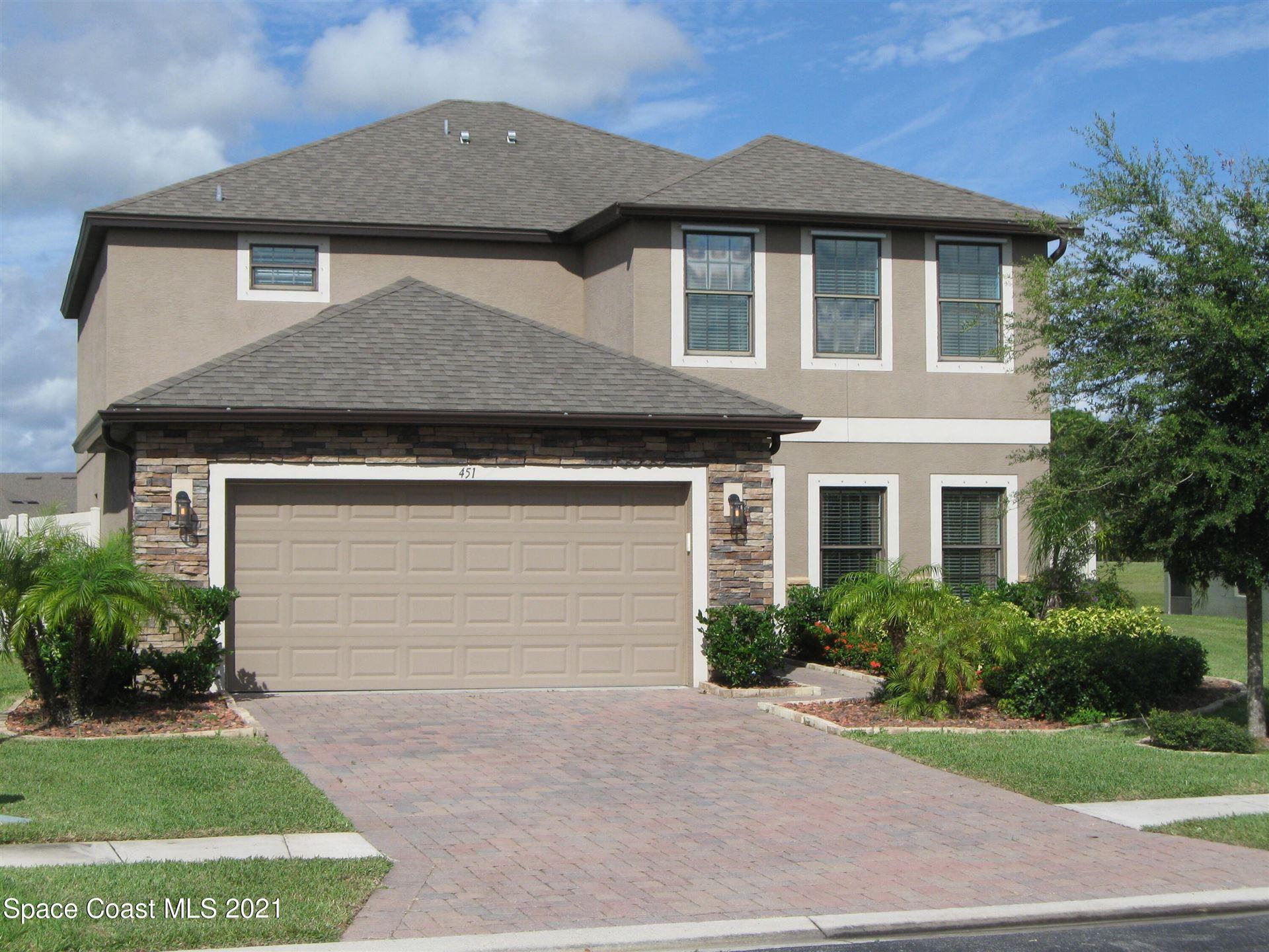 451 Trymore Drive, Palm Bay, FL 32909 - #: 917666
