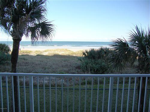 Photo of 1050 N Atlantic Avenue #206, Cocoa Beach, FL 32931 (MLS # 880667)
