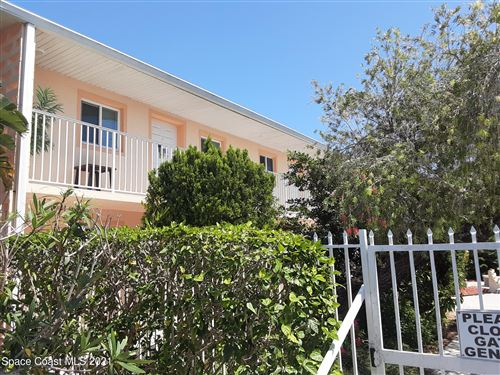 Photo of 211 Circle Drive #2, Cape Canaveral, FL 32920 (MLS # 904667)