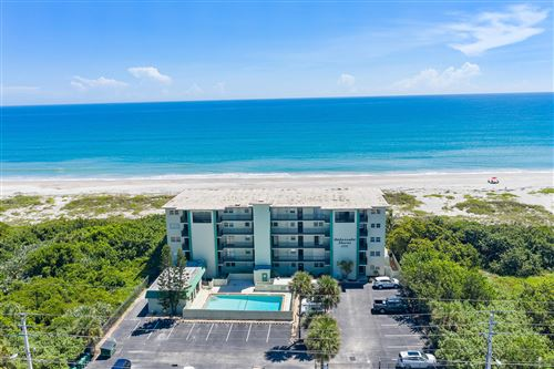 Photo of 1251 S Atlantic Avenue #301, Cocoa Beach, FL 32931 (MLS # 884670)