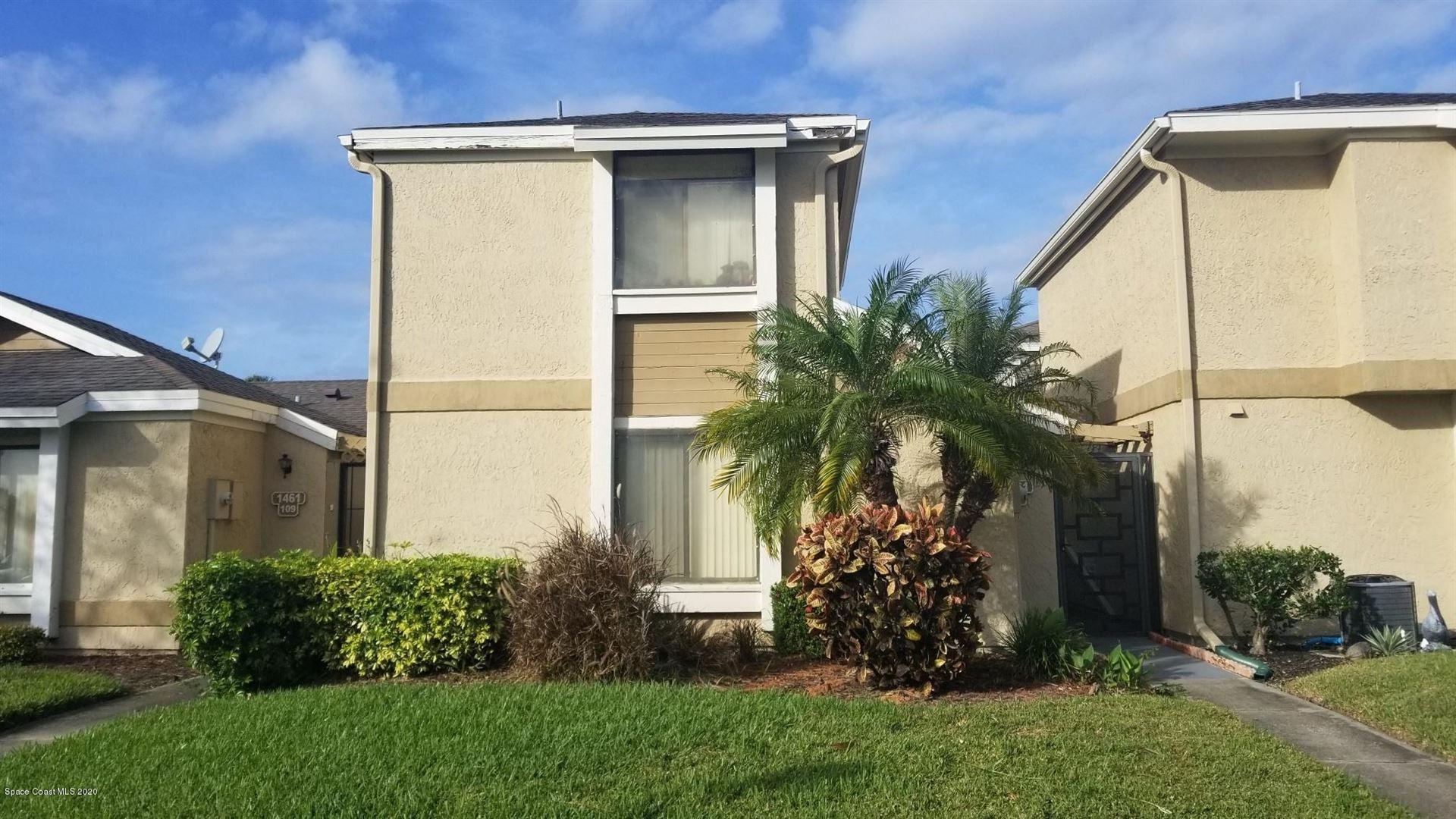 1461 Sheafe Avenue #110, Palm Bay, FL 32905 - MLS#: 865672