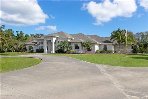 Photo of 4105 Ponderosa Road, Grant Valkaria, FL 32950 (MLS # 865674)