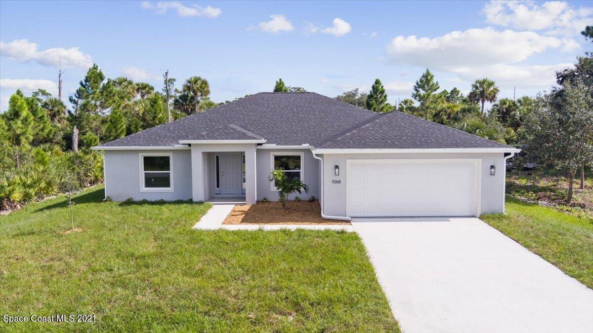 1068 Wesberry Street, Palm Bay, FL 32909 - #: 914674