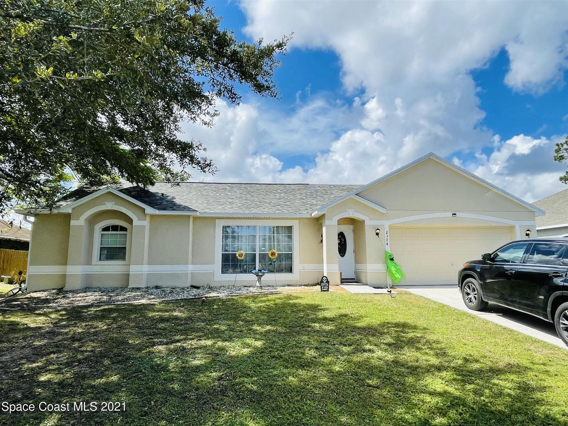 2374 Angel Road, Palm Bay, FL 32909 - #: 917674