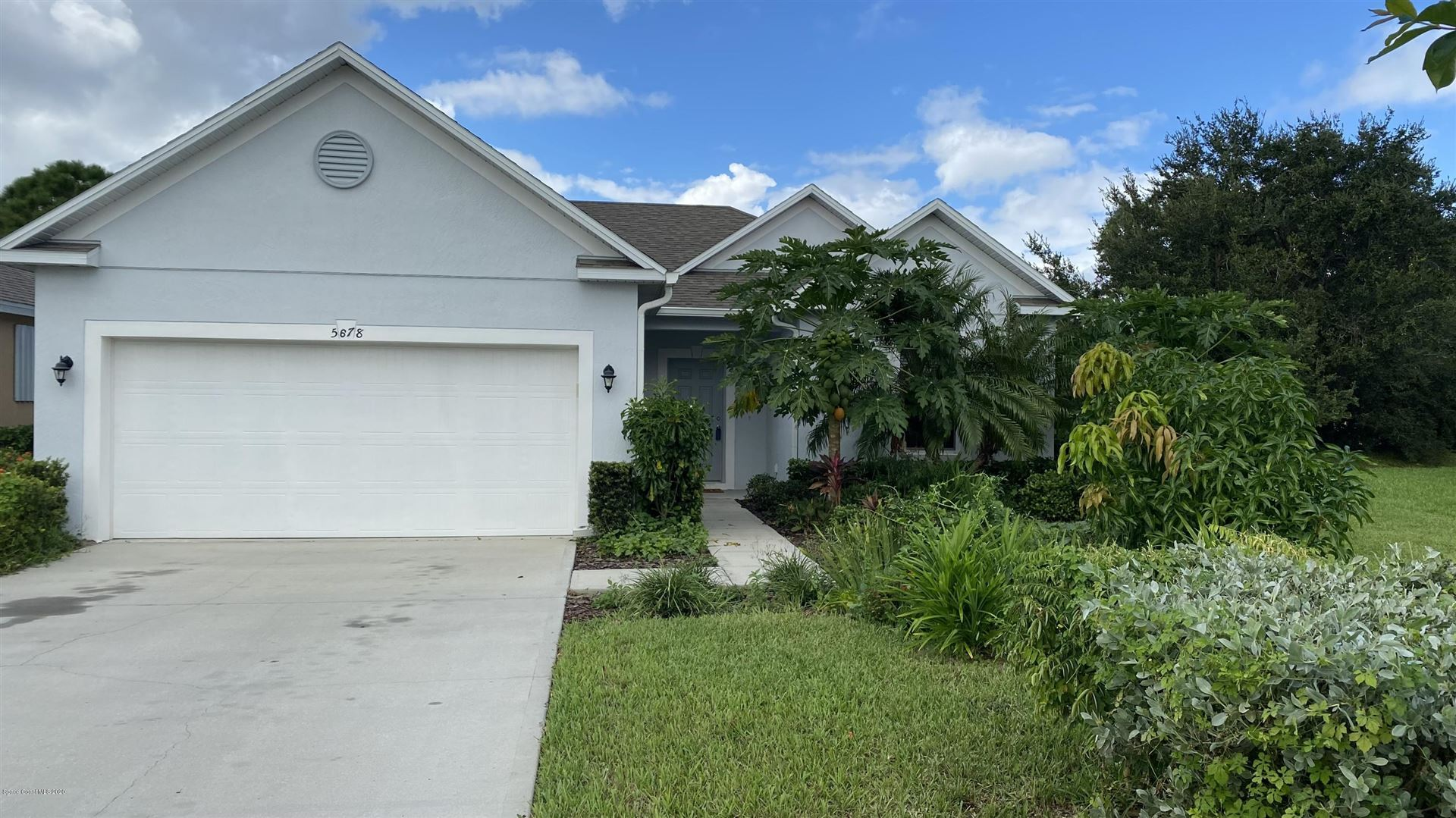 5678 Yearling Drive, Titusville, FL 32780 - #: 886675