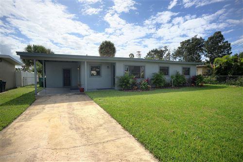 Photo of 363 Angelo Lane, Cocoa Beach, FL 32931 (MLS # 889677)